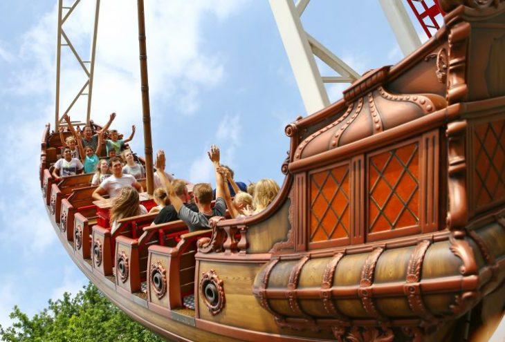 Freizeitpark,Pirat (c) Wunderland Kalkar