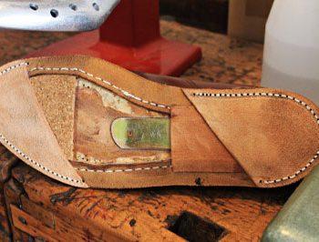 Schuhmacher-Schuh