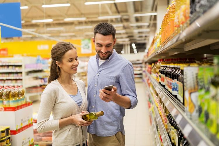 Die Zukunft des Einkaufens ist digital; Quelle:COLOURBOX