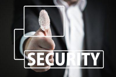 Future's High-Security Fingerprint; Quelle: pixabay.com