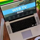 Web-TV, Quelle: Colourbox /Tashatuvango