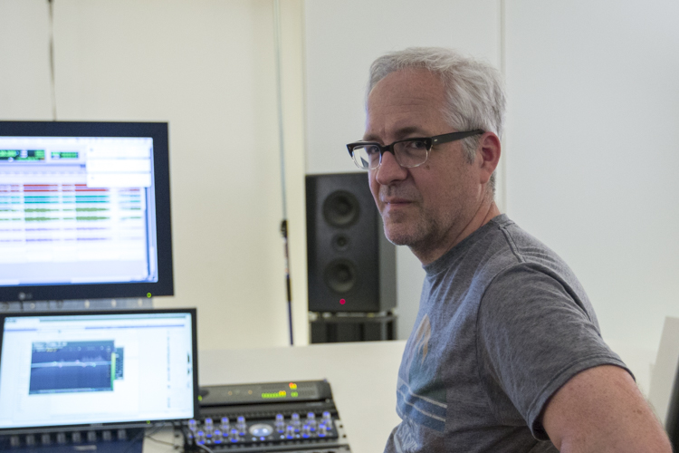Ton-Ingenieur Kai Blankenberg