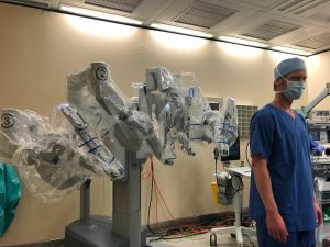 Sechs Jahre Da Vinci Roboter in der Uniklinik RWTH Aachen. Foto: Sezen Yildirim