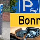 Collage Elektromobilität Bonn
