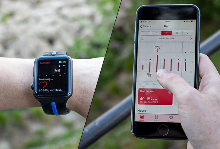 Fitnesstracker von Polaris