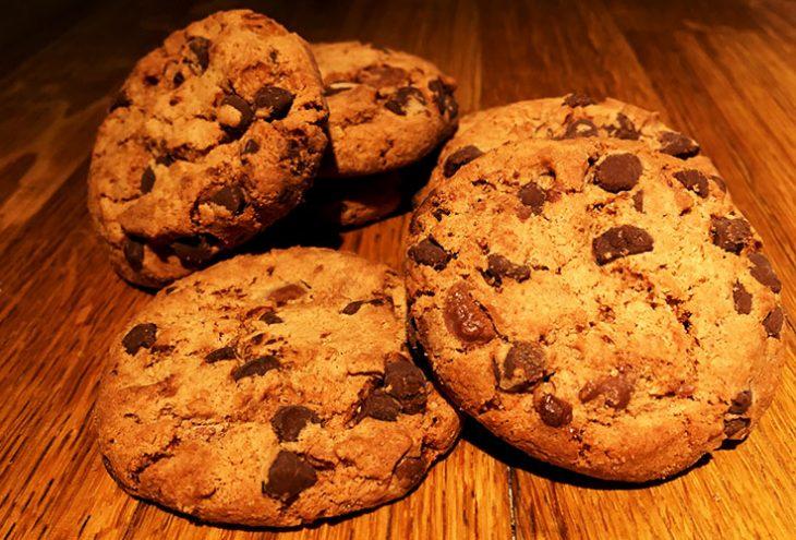 Internet-Cookies versinnbildlicht
