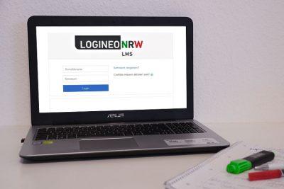 Lernplattform LOGINEO NRW LMS