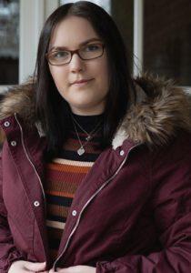 Autorin Eva Umschlag